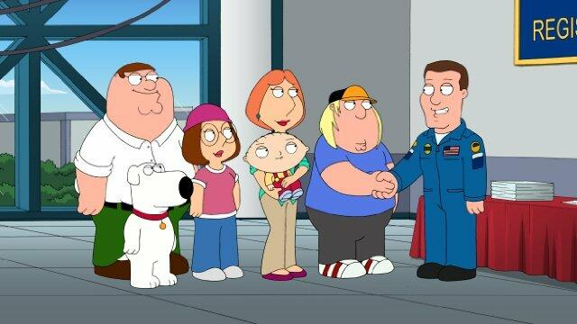 Family Guy - Staffel 11