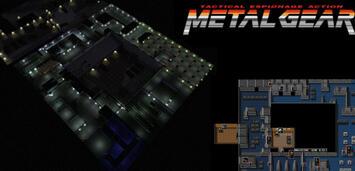 Bild zu:  Aus alt mach neu: Das Metal Gear-Remake