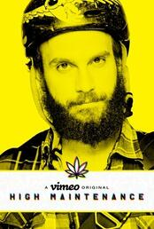 High Maintenance - Poster