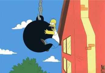 """Die Simpsons: """"Tingeltangel-Bob"""