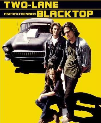 Two Lane Blacktop - Asphaltrennen - Bild 1 von 1