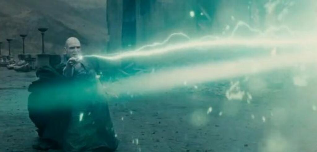 Ralph Fiennes in Harry Potter und die Heiligtümer des Todes