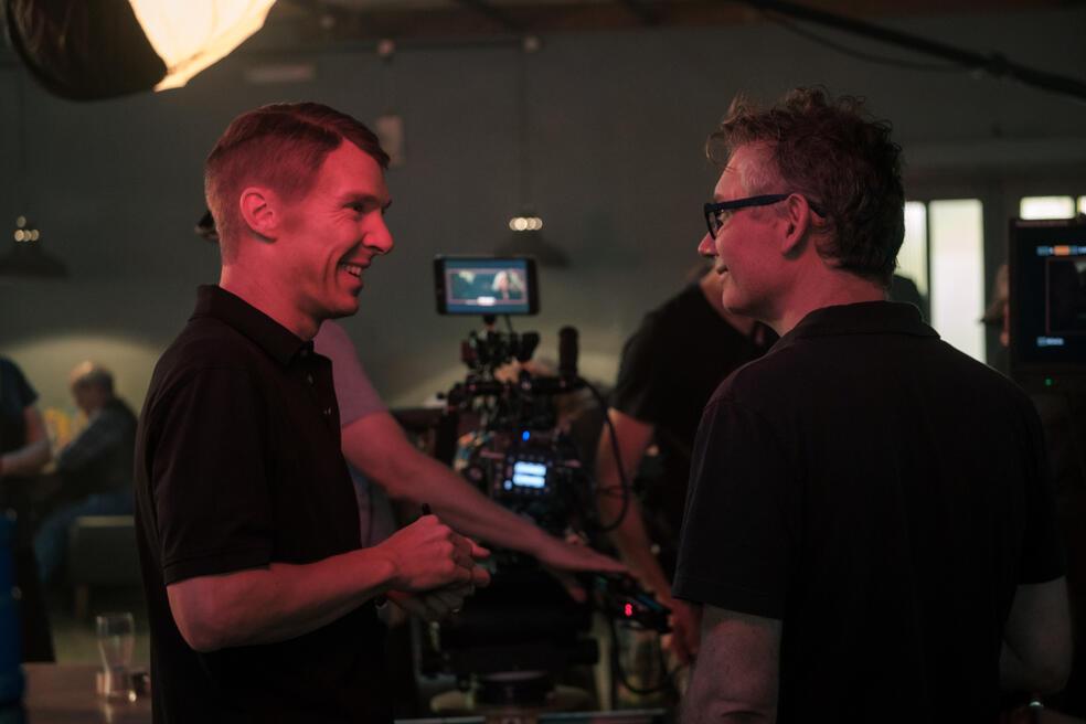Der Mauretanier mit Benedict Cumberbatch und Kevin Macdonald