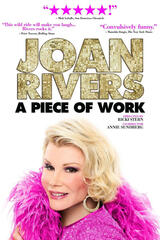 Joan Rivers: A Piece of Work - Poster