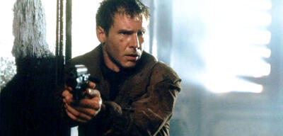 Blade Runner mit Harrison Ford