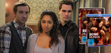 Bild zu:  Being Human - Staffel 2