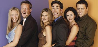 Friends: Wie eine TV-Serie Karrieren erschafft.
