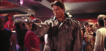 Muss nach Karfreitag zurückkommen: Der Terminator