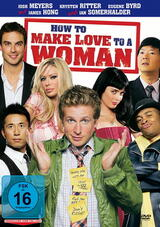 How to Make Love to a Woman - Poster