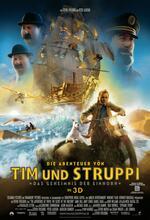 Die Abenteuer von Tim und Struppi - Das Geheimnis der 'Einhorn' Poster