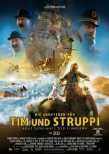 Die Abenteuer von Tim und Struppi - Das Geheimnis der 'Einhorn' - Poster