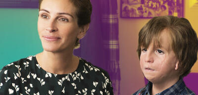 Wunder: Julia Roberts & Jacob Tremblay