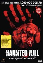 Haunted Hill Poster