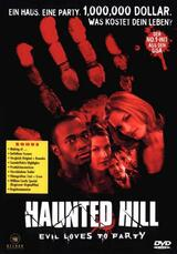 Haunted Hill - Poster