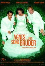 Agnes und seine Brüder Poster