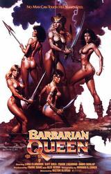 Barbarian Queen - Poster