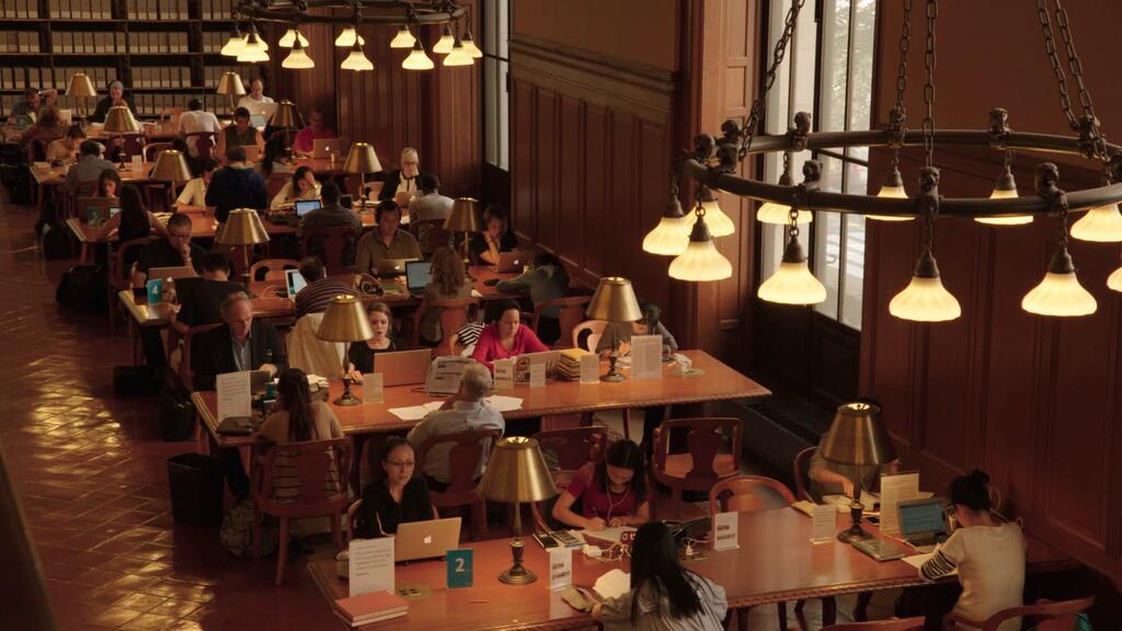 Ex Libris - Die Public Library von New York