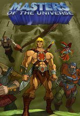 He-Man and the Masters of the Universe - Poster