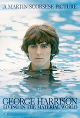 Living in the Material World: George Harrison - Poster