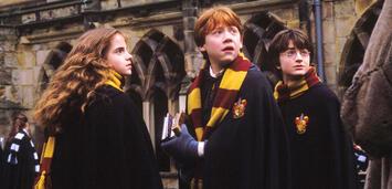 Bild zu:  Harry Potter und die Kammer des Schreckens