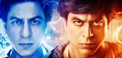 Shah Rukh Khan in Fan