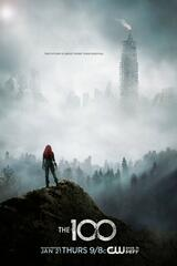 The 100 - Staffel 3 - Poster