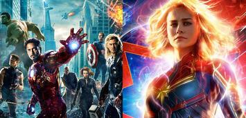 Bild zu:  Captain Marvel