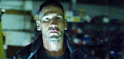 Jon Bernthal in Marvel's The Punisher