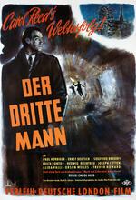 Der dritte Mann Poster