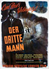 Der dritte Mann - Poster