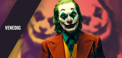 Joker feiert in Venedig Premiere