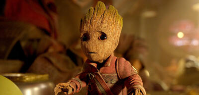 Baby-Groot inGuardians of the Galaxy Vol. 2