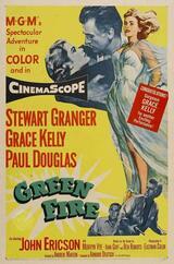 Grünes Feuer - Poster
