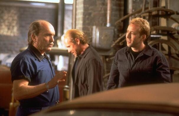 Nur noch 60 Sekunden mit Nicolas Cage, Robert Duvall und Will Patton