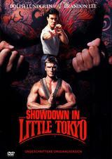 Showdown in Little Tokyo - Poster