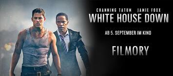 Bild zu:  Spiel das Filmory zu White House Down