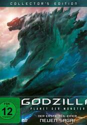 Godzilla: Planet der Monster  Poster