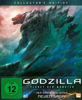 Godzilla: Planet der Monster  - Poster