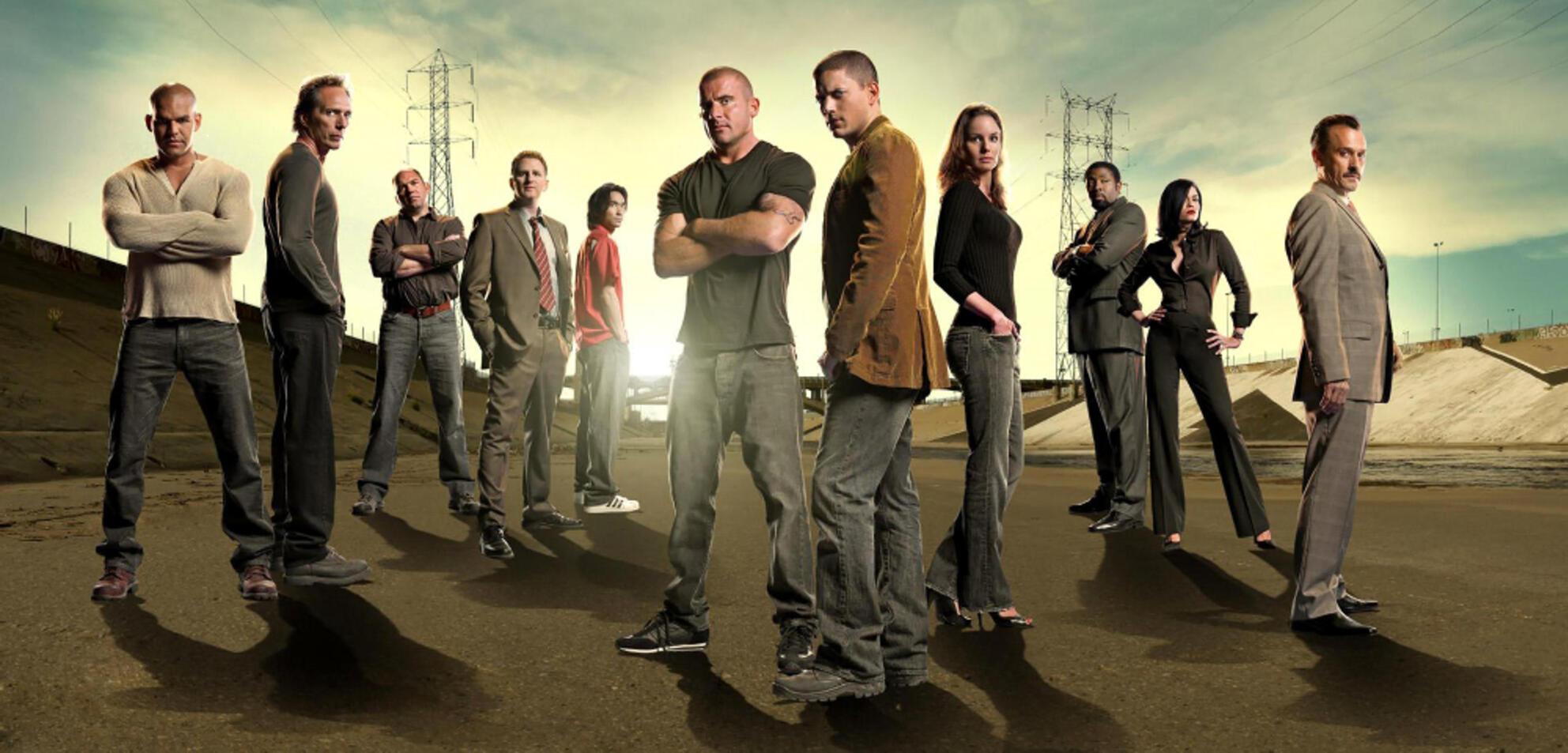 Prison Break Staffel 1 Folge 3