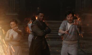 Doctor Strange mit Benedict Cumberbatch und Chiwetel Ejiofor - Bild 9