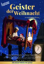 Augsburger Puppenkiste: Geister der Weihnacht Poster