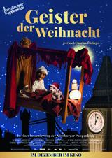 Augsburger Puppenkiste: Geister der Weihnacht - Poster