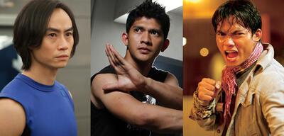 Tiger Chen, Iko Uwais und Tony Jaa
