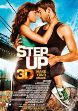 Step Up 3D - Make Your Move - Poster