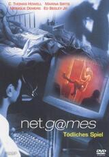 Net Games - Tödliches Spiel - Poster