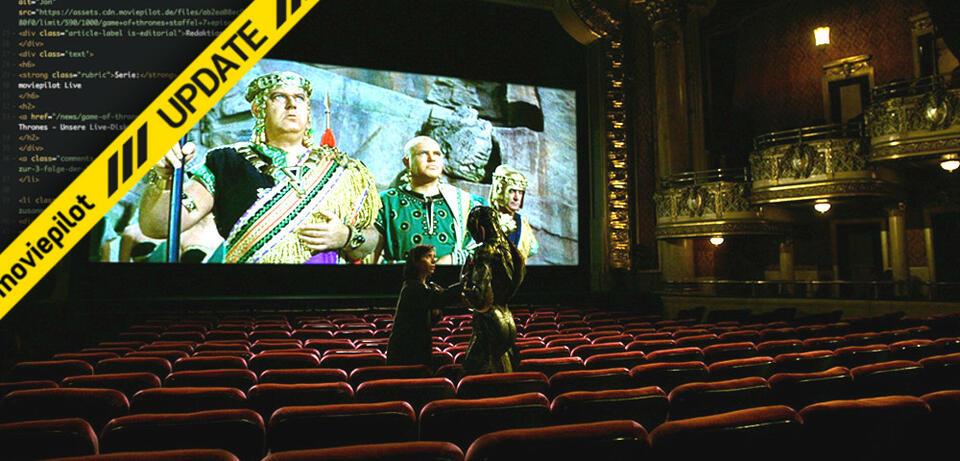 Damit Kinos nicht mehr so leer sind... :)