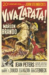 Viva Zapata - Poster