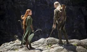 Der Hobbit: Smaugs Einöde mit Orlando Bloom und Evangeline Lilly - Bild 10