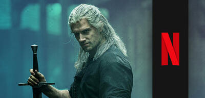 The Witcher mit Henry Cavill
