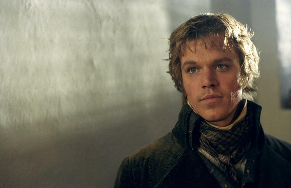 The Brothers Grimm mit Matt Damon